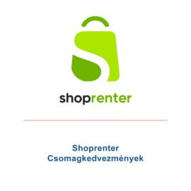 Shoprenter csomagkedvezmények
